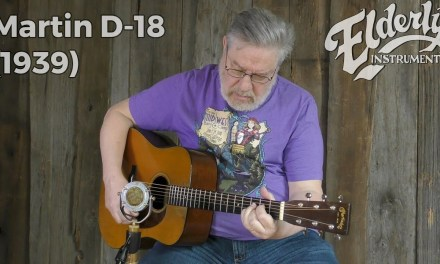 Martin D-18 (1939) | Elderly Instruments