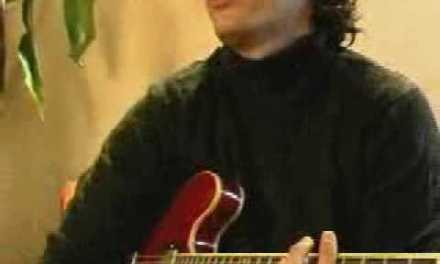 A Guitar Lesson with Stephan Jenkins – Third Eye Blind