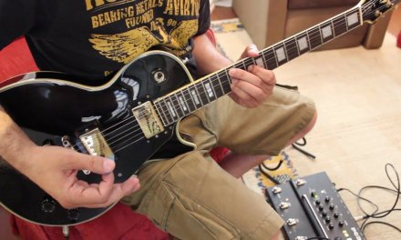 Gibson Les Paul Black Beauty