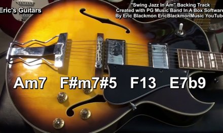 How To Play The 3 Fret Guitar Solo In My Viral YouTube Lesson +  Backing Track