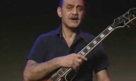JOE PASS – Blues Lesson (Freddie Green)