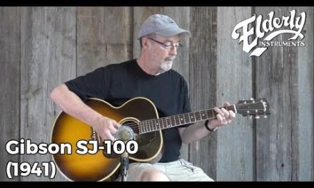 Gibson SJ-100 (1941) | Elderly Instruments