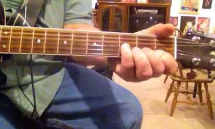 Come and Go Blues ( how to play) part 1
