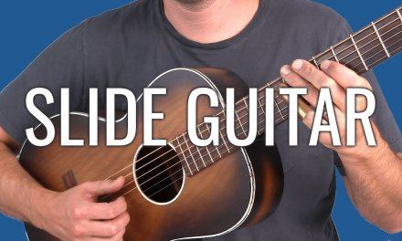 How to Play a Swampy Slide Tune in Open D