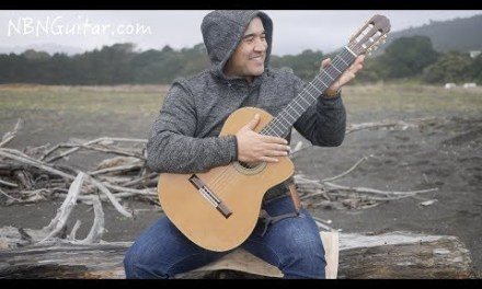 Canarios | Classical Guitar Lesson 1 (of 2) | NBN Guitar