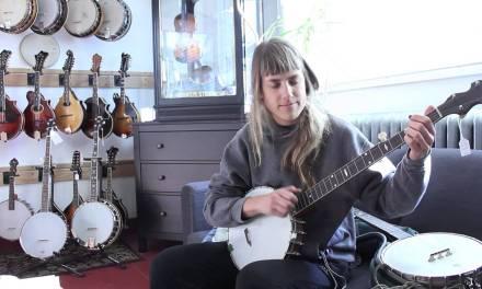 Vega Senator 5 String Banjo at Retrofret
