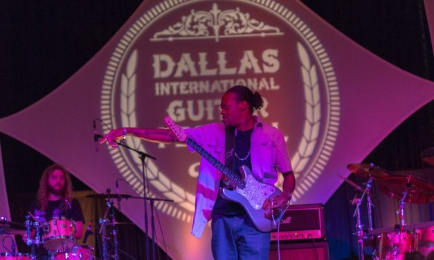 The Dallas International Guitar & Music Festival