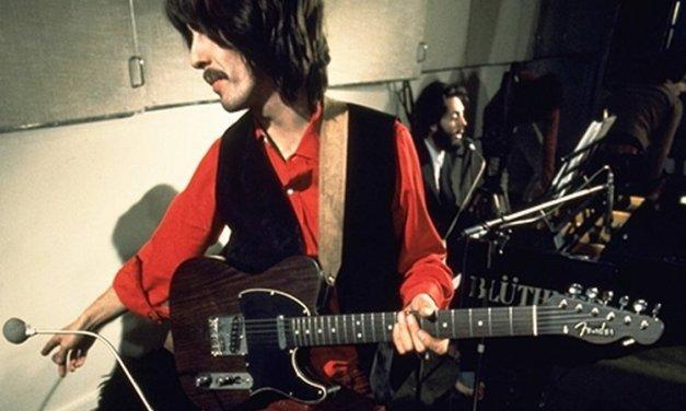 Fender Recreates George Harrison's Iconic Tele