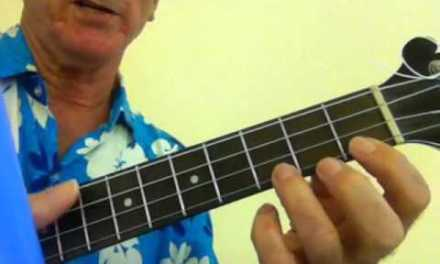 Ukulele Blues Scale Lesson #1 – Glen Rose