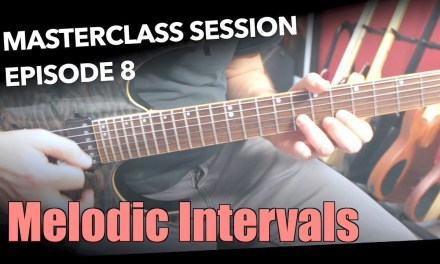 How To Play Melodic Guitar Solos Without Knowing Scales – Masterclass Session #8
