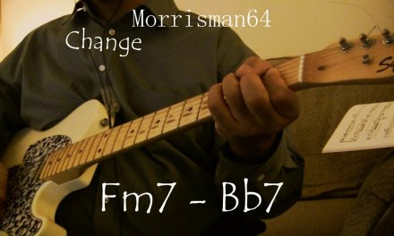 EWF That's the way of the World Guitar chords Lesson