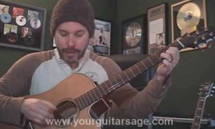Guitar Lessons – Werewolves of London by Warren Zevon – cover chords lesson Beginners Acoustic songs