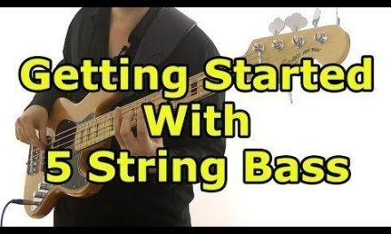 Getting Started With 5 String Bass