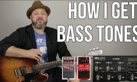 How I Get Bass Tones With a Guitar – Gear Thursday