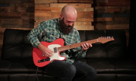 Suhr Classic T Demo – Limited Edition Roasted Recovered Collection