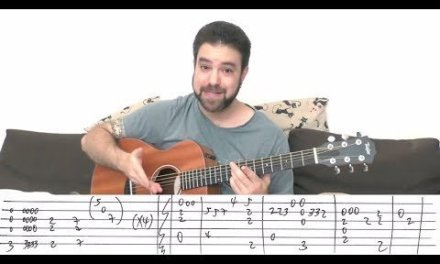 Fingerstyle Tutorial: Africa [Full Instrumental] – Guitar Lesson w/ TAB