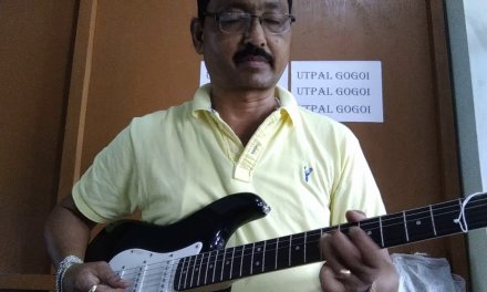 Nice Blues Lick,Guitar Lesson by Utpal Gogoi