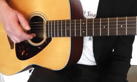 Guitar Lesson   Easy Classical Guitar Song   Great For Beginners