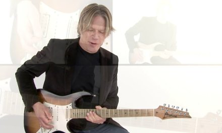 Andy Timmons Guitar Lesson – One Finger, One String Explanation – Melodic Muse