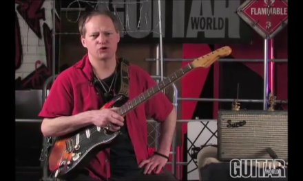 Only Guitar Lesson You'll Ever Need (Part Deux)