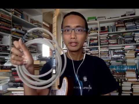 Rattlesnake Cable VS Evidence Audio Lyric HG VS Planet Waves Classic