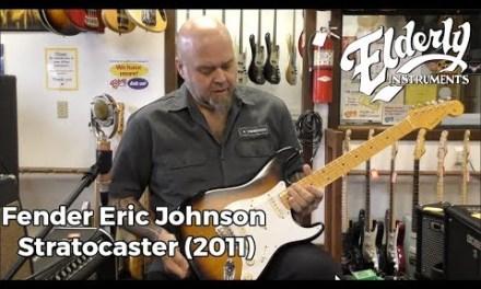 Fender Eric Johnson Stratocaster (2011) | Elderly Instruments