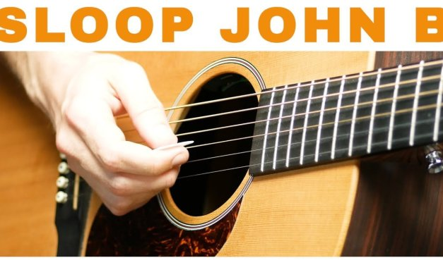 How To Play Sloop John B | The Beach Boys