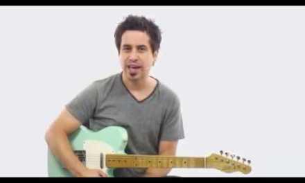Blues Rhythm Guitar Lesson with Corey Congilio Sus Chords