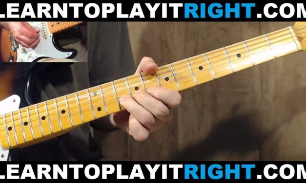 """X-tra"" Advanced Blues Guitar Licks (Fast and Slow)(HD Version)"