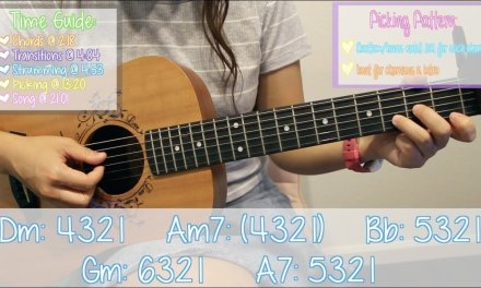 """God is a Woman"" – Ariana Grande EASY Guitar Tutorial/Chords"