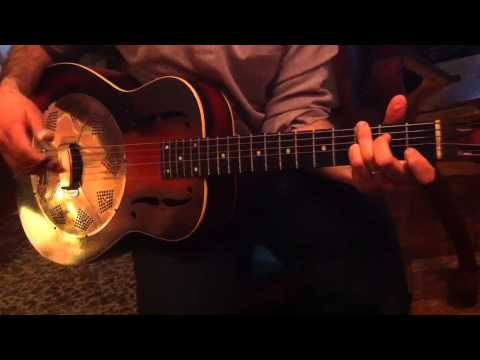 Guitar Lesson – Spike Driver Blues