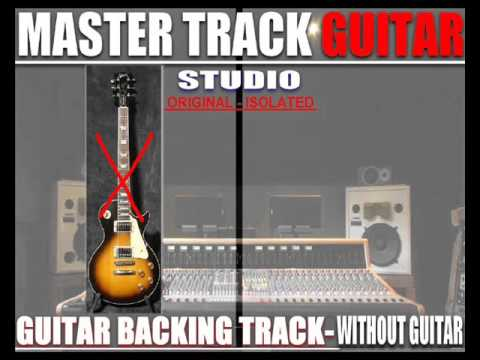 DIRE STRAITS Money for nothing (guitar backing track) without guitar