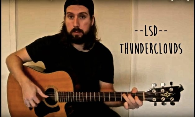 Thunderclouds (LSD) chords and tabs – guitar tutorial