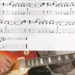 """Riff (ROCK/BLUES) Lesson + """"fast"""" guitar lick (in A)"""