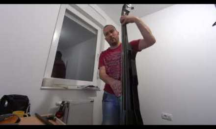 Sting – Moon over Bourbon street (Upright bass cover)
