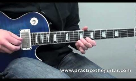 Licks For Rock Soloing Rock Guitar Lesson The A Minor Pentatonic Scale
