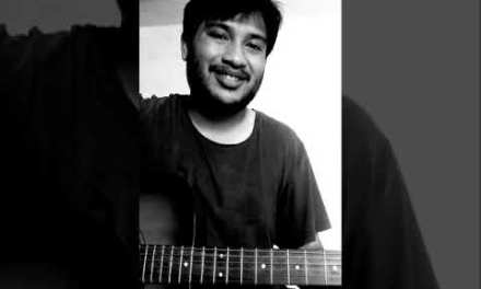 Ay Hairathe | Unplugged Guitar Cover | Guru | A.R. Rahman & Hariharan Sir