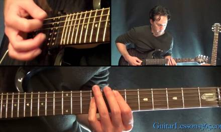 Just What I Needed Guitar Lesson – The Cars