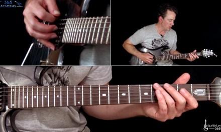 Rush – Limelight Guitar Lesson