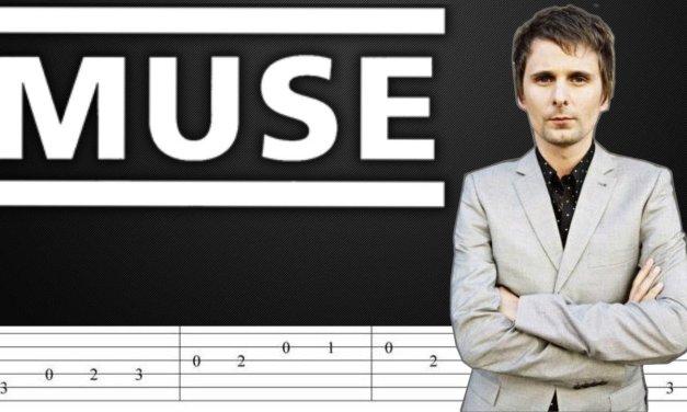 Starlight – Muse | Guitar Tabs Tutorial
