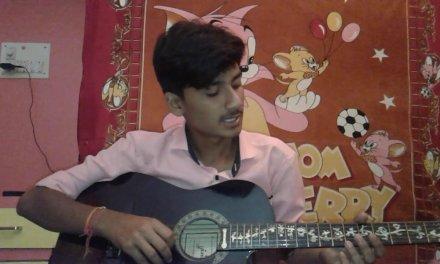 Mere sapano ki Rani Kabhi ayegitho guitar tabs and lessons