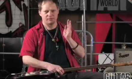 Richard Lloyd – Alchemical Guitarist #1 Guitar Lesson