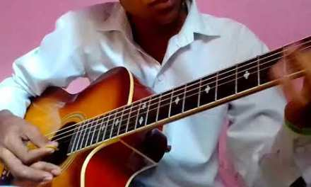 Lo maan liya hamne song guitar lesson