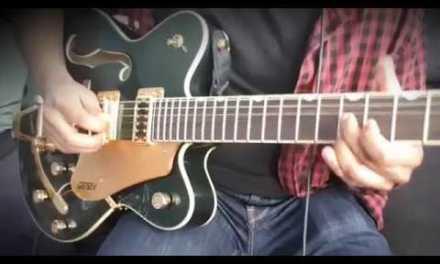 Tremble // Mosaic MSC // Lead guitar