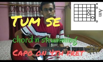 Tum Se Guitar lesson- Jalebi    Jubin Nautiyal    by GuitarTrick
