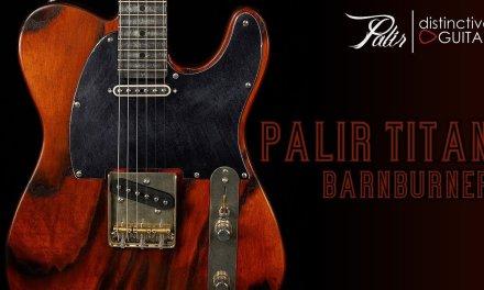 Palir Titan | Barnburner Finish & Porter Tele Pickups