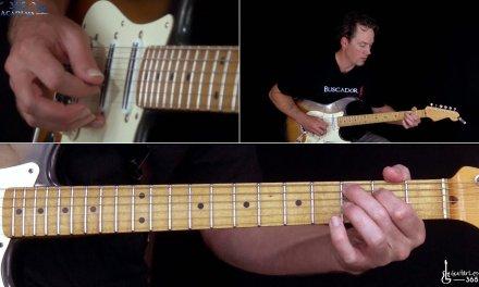 Metallica – The Unforgiven II Guitar Lesson (Full Song/No B-bender)
