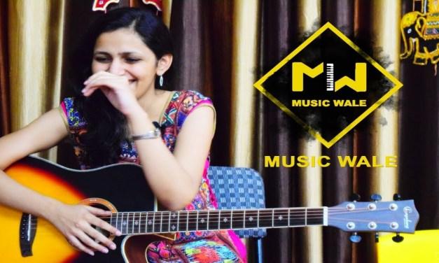 Ae khuda mujhko bta | LIVE session | Vinay Rathore | Music wale