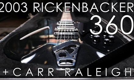 """""""Pick of the Day"""" – 2003 Rickenbacker 360 and Carr Raleigh"""