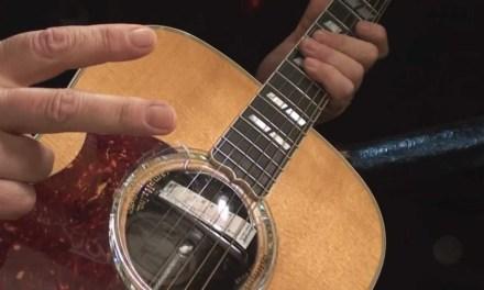 Gibson Songwriter Acoustic Guitar Repair